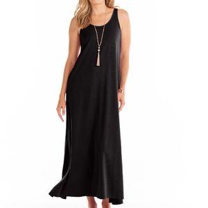 Fresh Produce Black Kimberly Dress